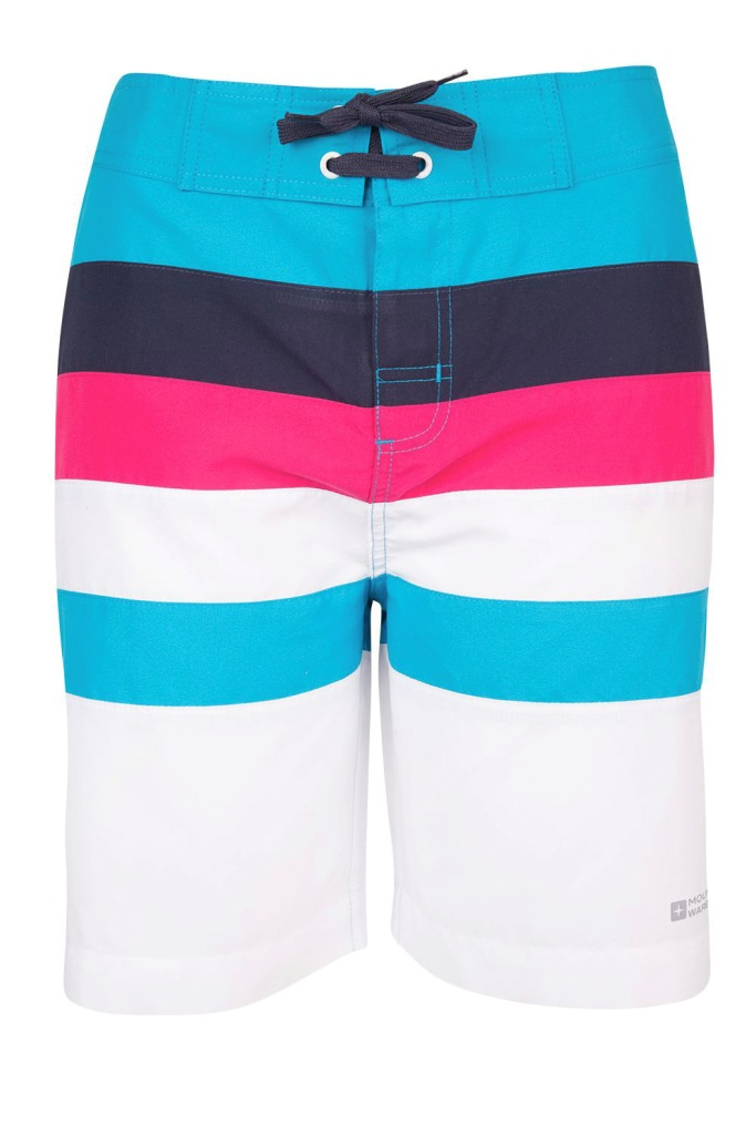 Stripe Womens Board Short